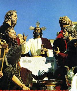 EVANGELIO DÍA 7 DE ABRIL. MARTES SANTO.