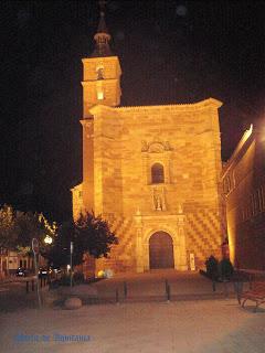 VISITA A ALCÁZAR DE SAN JUAN (CIUDAD REAL-ESPAÑA)  (I)