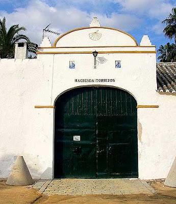 LOS MISTERIOS DE LA HACIENDA  DE TORRIJOS.ET EGO IN ARCADIA