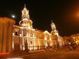 MIS VIVENCIAS EN LA SEMANA SANTA DE AREQUIPA (Perú)
