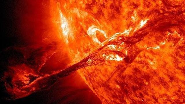 ¿ESTAMOS PREPARADOS PARA UNA TORMENTA SOLAR EXTREMA?