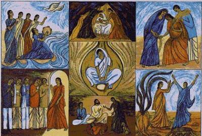Las matriarcas: modelo para Mateo y desconocidas para la tradición cristiana